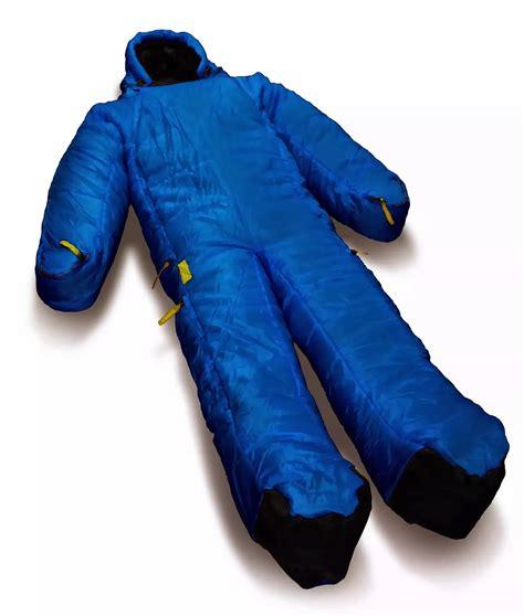 Kantung Tidur Sleeping Bag Emergency Ringan Hangat hiperpala adventure perlengkapan wajib untuk mendaki gunung