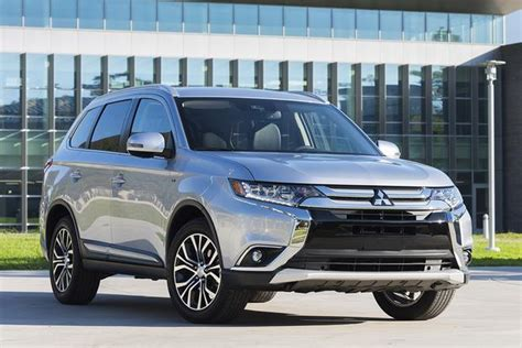 mitsubishi new sports car 2015 mitsubishi outlander sport new car review autotrader