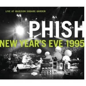 Live At Square Garden by Phish Live At Square Garden New Year S 1995