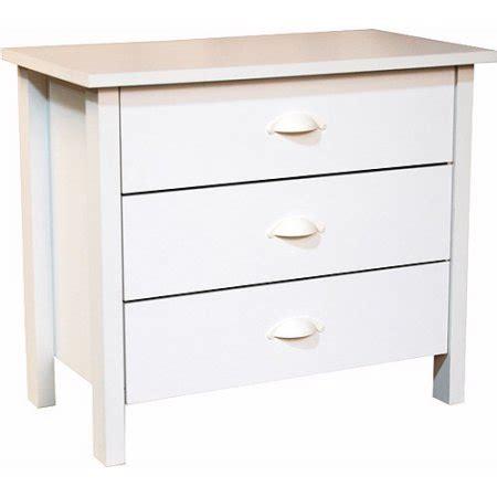 cabinet balzano nouvelle 3 drawer dresser white balzano