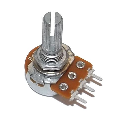 what is a variable resistor used for 10k potentiometer variable resistor linear pot rohs ebay