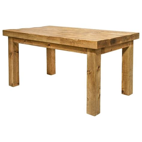 Chunky Dining Table Dining Table Solid Wood Funky Chunky Furniture