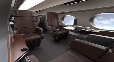 Wheelchair For Cabin Seat by Home Inairvation