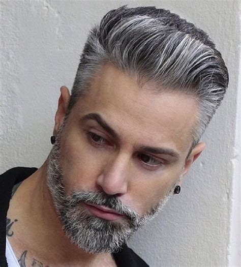 inspira 231 227 o de corte moda pinterest hair style capelli bianchi uomo 1000 images about grey hair on