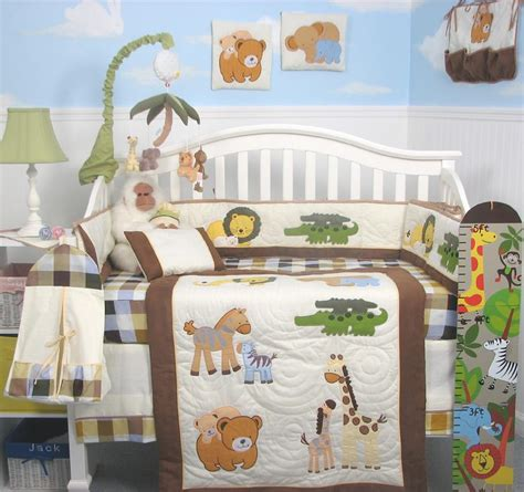Sears Baby Crib Bedding Sets Soho Designs And Me Baby Crib Nursery Bedding Set 14pcs At Sears