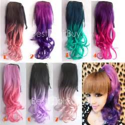 weave hairstyles with purple tips purple tips on light brown hair www imgkid com the