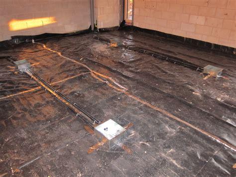 Underfloor Heating   Marsh Flatts Farm Self Build Diary