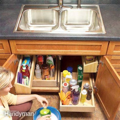 the 15 smartest storage hacks for under your sink hometalk 38 smart and ingenious diy hacks tips tricks to improve