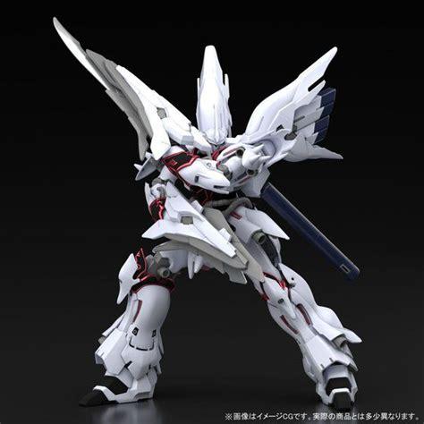 Hgbf Hyper Gyanko Hg Gundam Bandai Build Fighters p bandai hgbf 1 144 weiss wei 223 sinanju official images info release gunjap