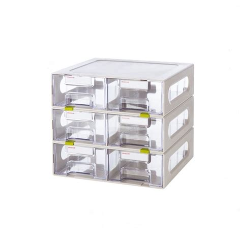 room multi box large 6 drawers plastic tool box