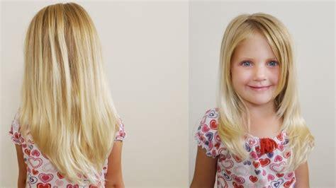 hairstyles for long hair little girl little girl haircuts long hair hairstyles for kids with