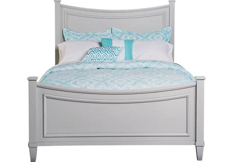 girls full bed jaclyn place gray 3 pc full bed beds colors