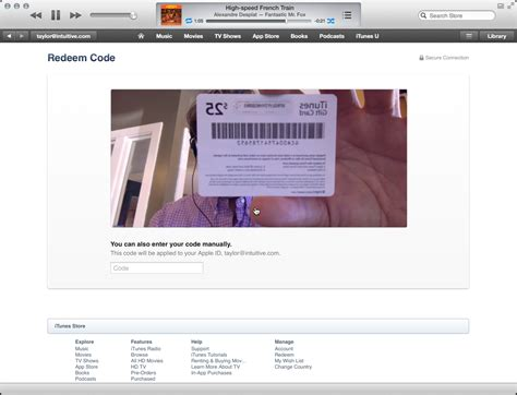 How To Redeem An Itunes Gift Card On An Ipad - check to see if itunes gift cards have been redeemed ask dave taylor