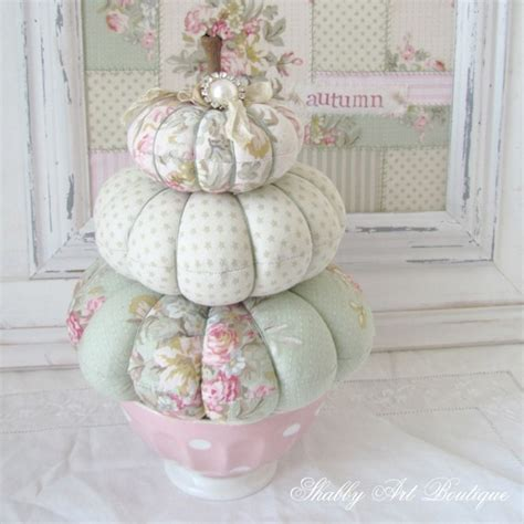 28 best shabby fabrics patchwork pumpkin easy faux patchwork pumpkin coasters shabby art