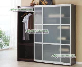 Lemari Pakaian Gantung Dan 4 Laci Type Mw Merk Nine Box model tipe dari lemari pakaian minimalis allia furniture