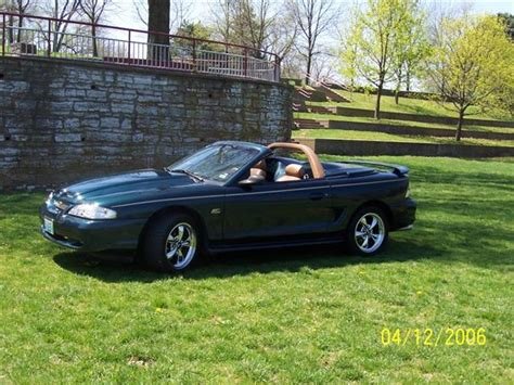 95 convertible mustang object moved