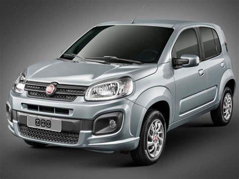 Fiat Uno 2019 by Fiat Uno 2018 2019 Ficha T 233 Cnica Pre 231 O Fotos Carros 2019