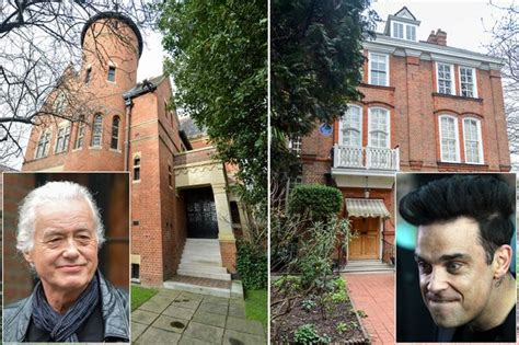 House Plans With Basement by Robbie Williams And Jimmy Page Battle For Evermore Over
