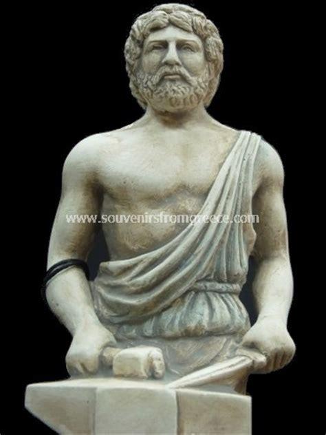 greek god statue hephaestus greek plaster statue plaster statues greek