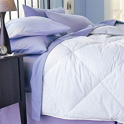 feather comforter bed bath and beyond pacific coast feather co 174 year round down comforter in