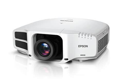 Proyektor Wuxga pro g7500u wuxga 3lcd projector w 4k enhancement standard lens large venue projectors