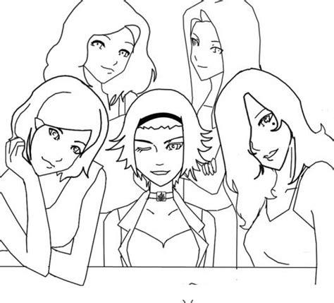 imagenes para una amiga para dibujar dibujos de 5 amigas imagui