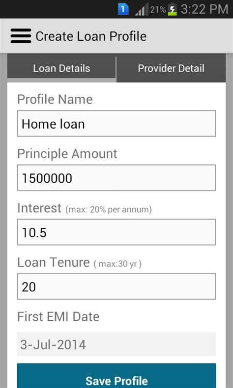 Housing Loan Emi Calculator Sbi 220 R 252 N I 231 Eriği