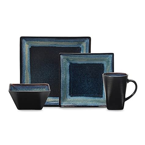 bed bath and beyond dish sets buy oneida 174 16 piece dinnerware set in adriatic from bed