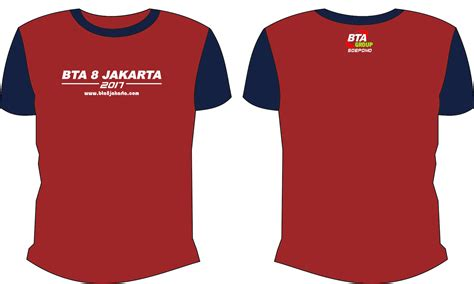 Seragam T Shirt seragam kelas t shirt college bta8 kip s production