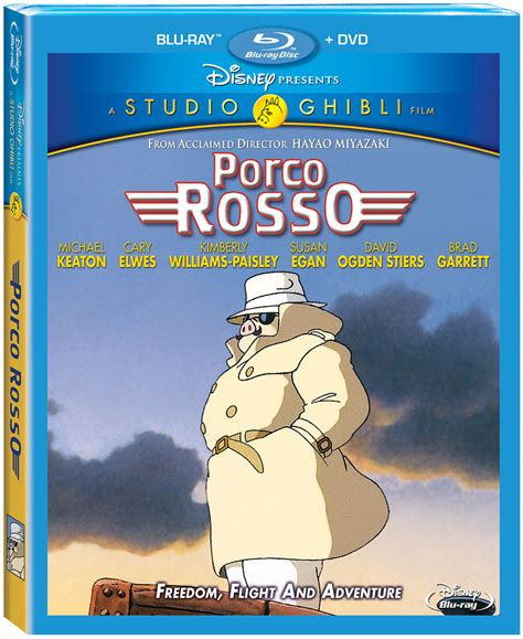 porch at review quot porco rosso quot soars high on toonzone