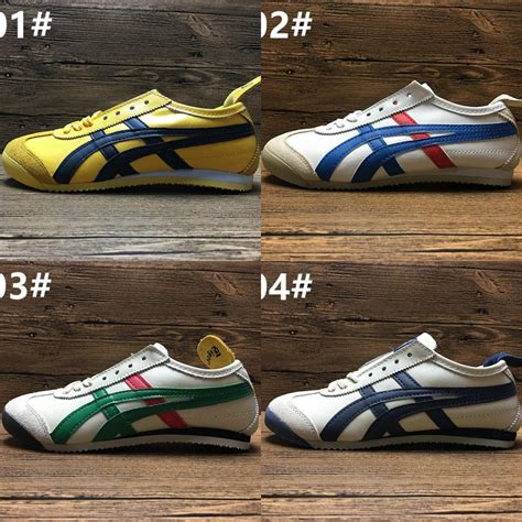 asics flat running shoes 2017 2017 wholesale price asics tiger bruce flat shoes