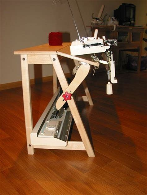 knitting machine stand the world s catalog of ideas