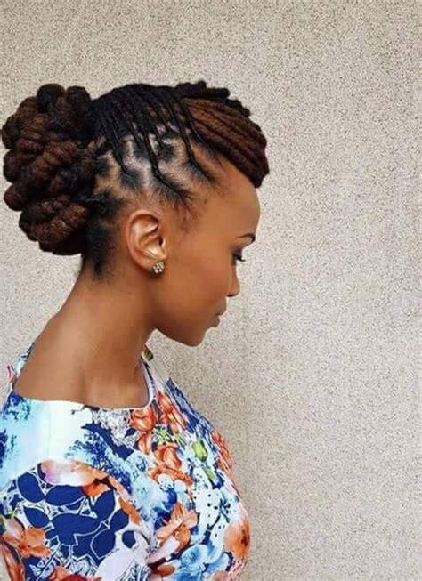 Descent Dreadlock Hairstyles   best 25 locs ideas on pinterest locs styles loc