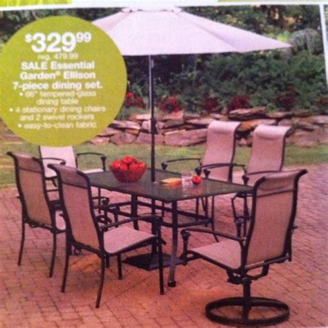 patio furniture from kmart outdoor living ideas