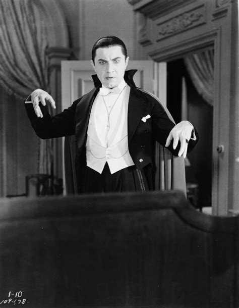 Full-Dress Fright - Bela Lugosi As Dracula in White Tie