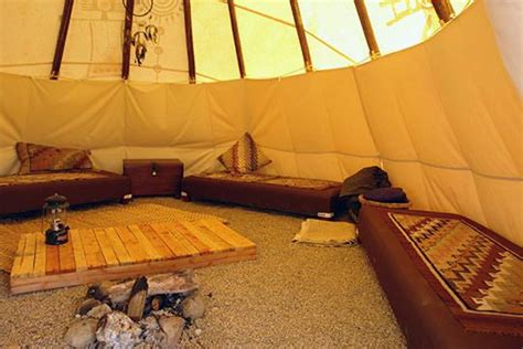 Teepee Interior by Tipi Living Style Minimalism Photo
