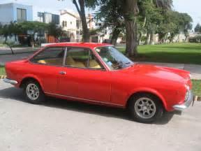 124 Fiat Sport Coupe Fiat 124 Sport Coupe Motoburg