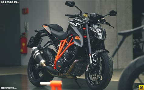 Black Ktm Early Morning Kiska Snapshot Ktm 1290 Superduke R Black