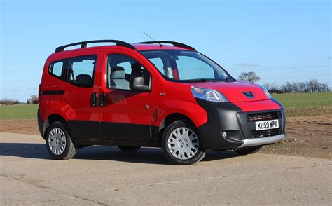 peugeot bipper tepee peugeot bipper tepee estate review 2009 2014 parkers