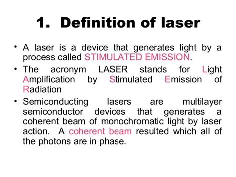 definition of a laser diode definition of a laser diode 28 images diode what is a diode diode symbol physics tutorvista