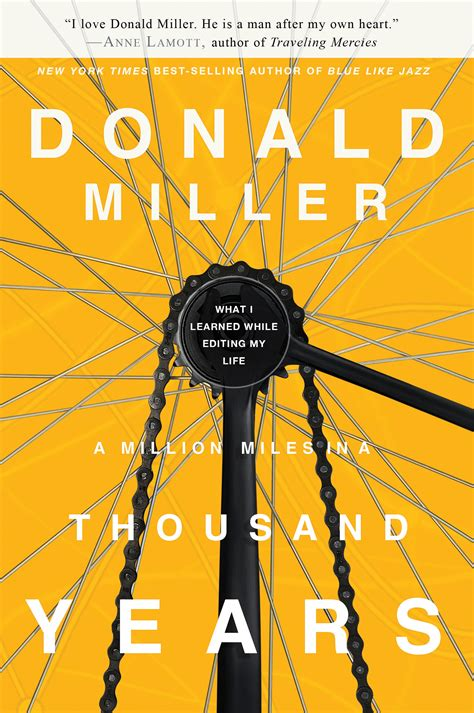 a million miles in a thousand years what i learned while editing my own life book review a million miles in a thousand years the