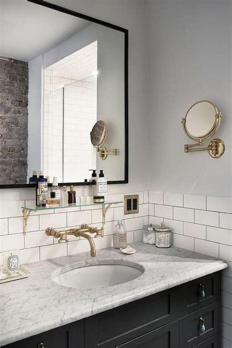 vintage mirrors for bathrooms vintage mirror cabinet metal shelves bathroom by