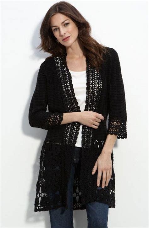 pattern cardigan long free ladies crochet jacket patterns long crochet