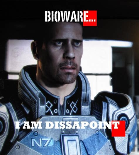 Mass Effect 3 Ending Meme - mass effect 3 ending outrage ends in memes huffpost uk