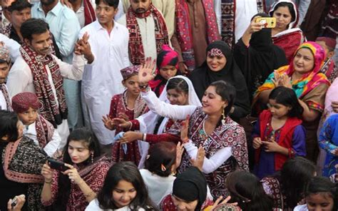 biography meaning in sindhi sindhi culture day celebrated with zeal daily times