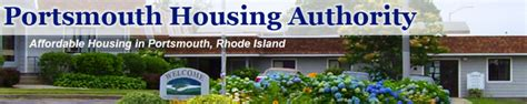 portsmouth housing authority housing authorities in rhode island rentalhousingdeals com