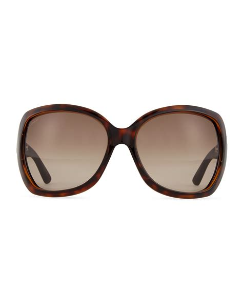 Butterfly Sunglasses gucci butterfly sunglasses brown