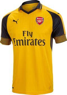 Jersey Arsenal Away 1415 arsenal away jersey 2016 arsenal soccer jerseys
