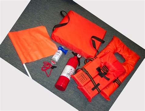 boat safety images boat safety equipment