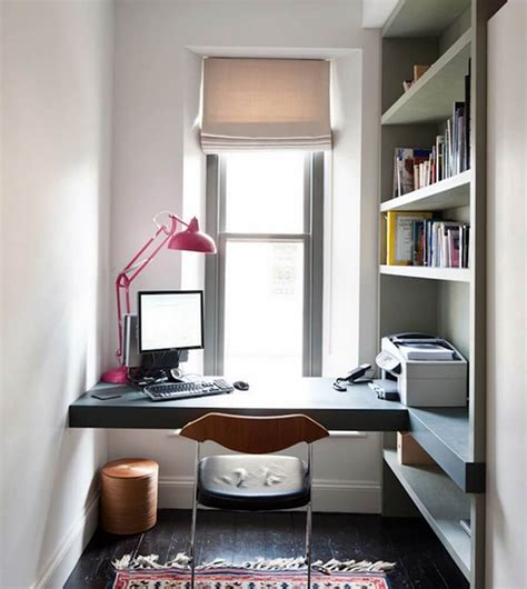 Images For Small Home Offices Home Office Pequeno 21 Brilhantes Dicas 50 Fotos